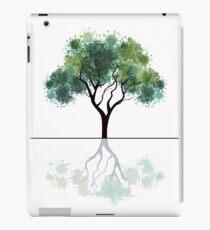Abstract tree iPad Case/Skin