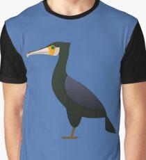 Cormorant Graphic T-Shirt