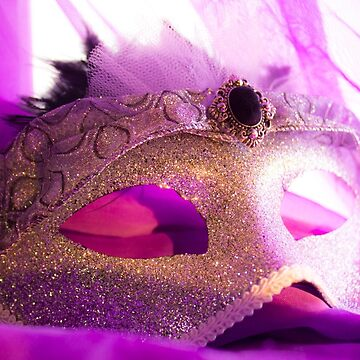 Deco Mask II by DustysPhotos