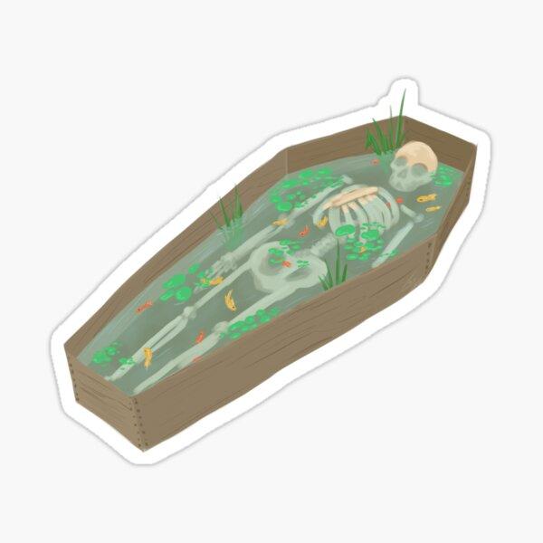 Coffin Pond  Sticker