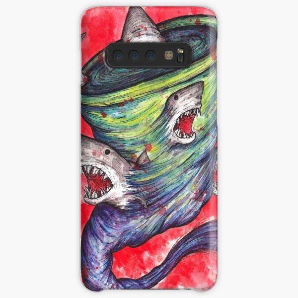 Sharknado 2 Samsung Galaxy Snap Case