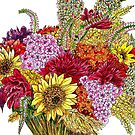 Sunny Bouquet by DianneWhite