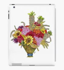 Sunny Bouquet iPad Case/Skin