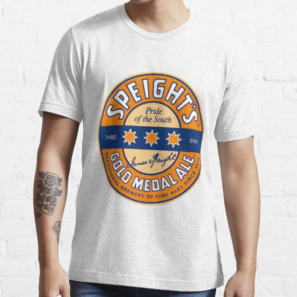 Speight's Gold Medal Ale logo Essential T-Shirt
