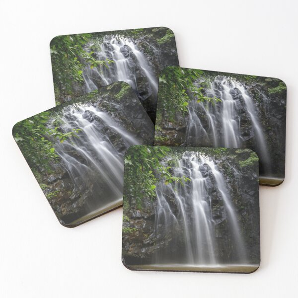 Waterfall Coasters (Set of 4)