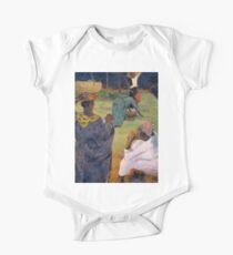 1887 - Gauguin - Among the mangoes at Martinique One Piece - Short Sleeve