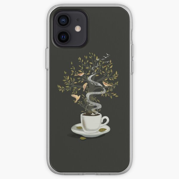 A Cup of Dreams iPhone Soft Case
