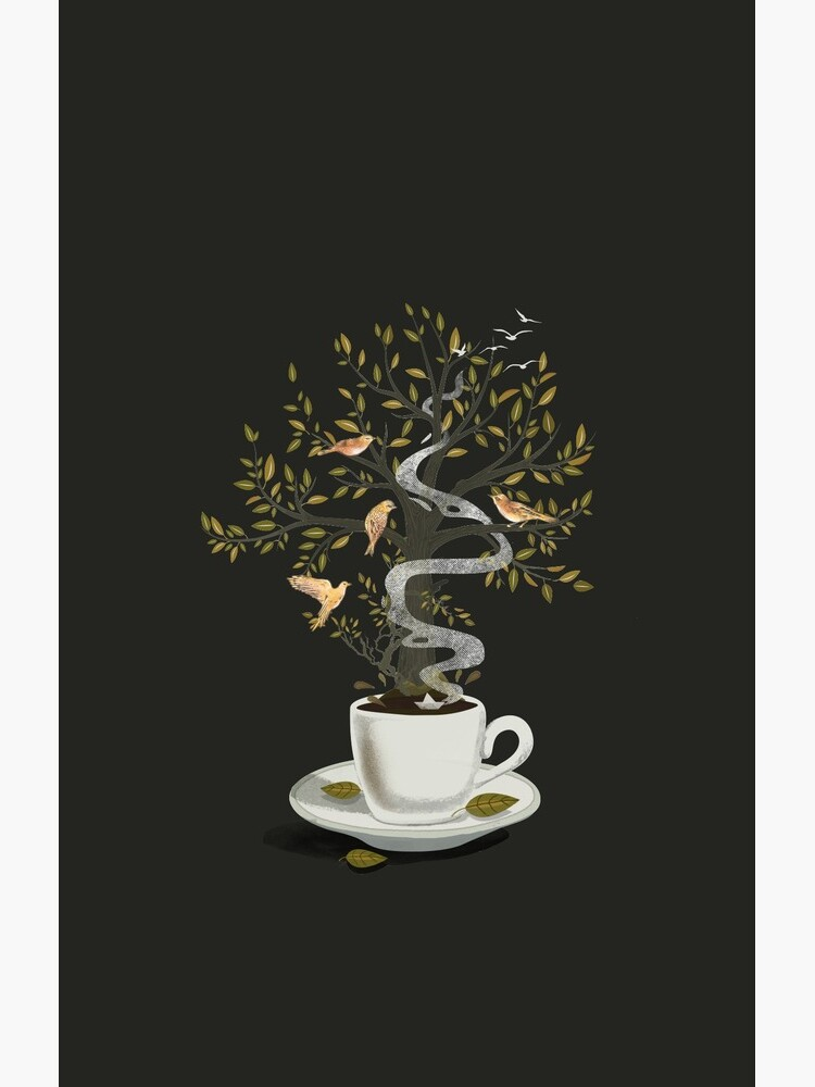 A Cup of Dreams by dandingeroz