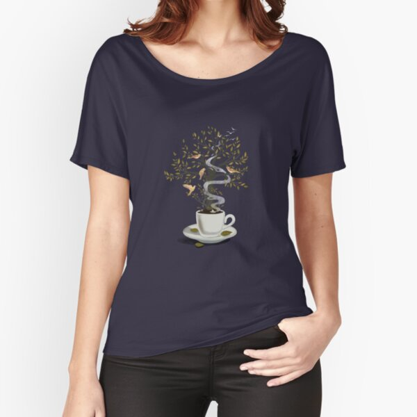 A Cup of Dreams Relaxed Fit T-Shirt