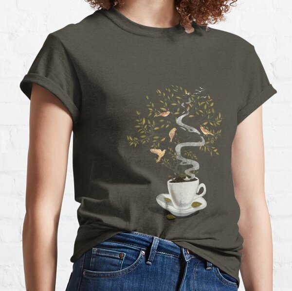 A Cup of Dreams Classic T-Shirt