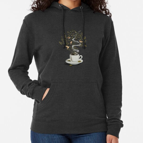 A Cup of Dreams Lightweight Hoodie