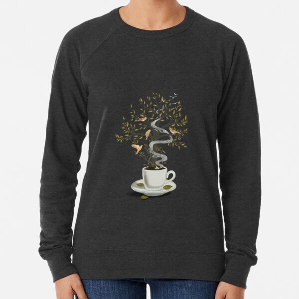 A Cup of Dreams Lightweight Sweatshirt