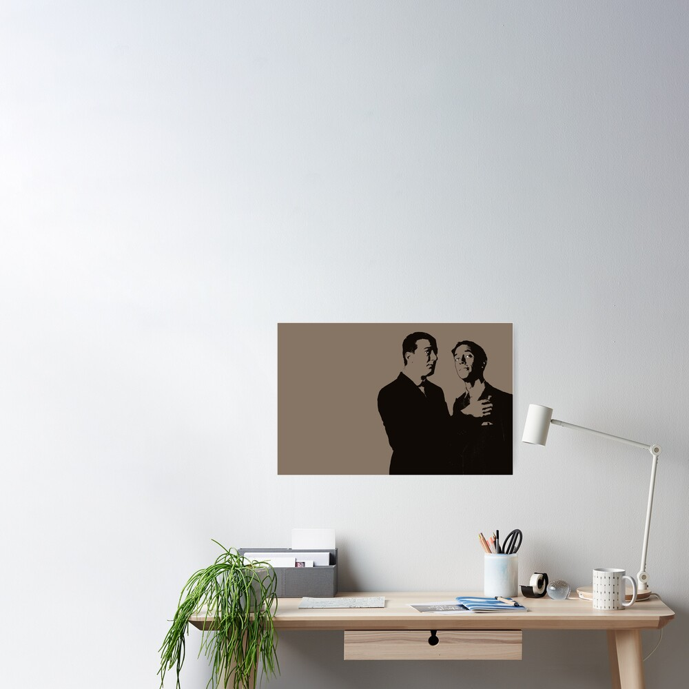Jeeves and Wooster Poster