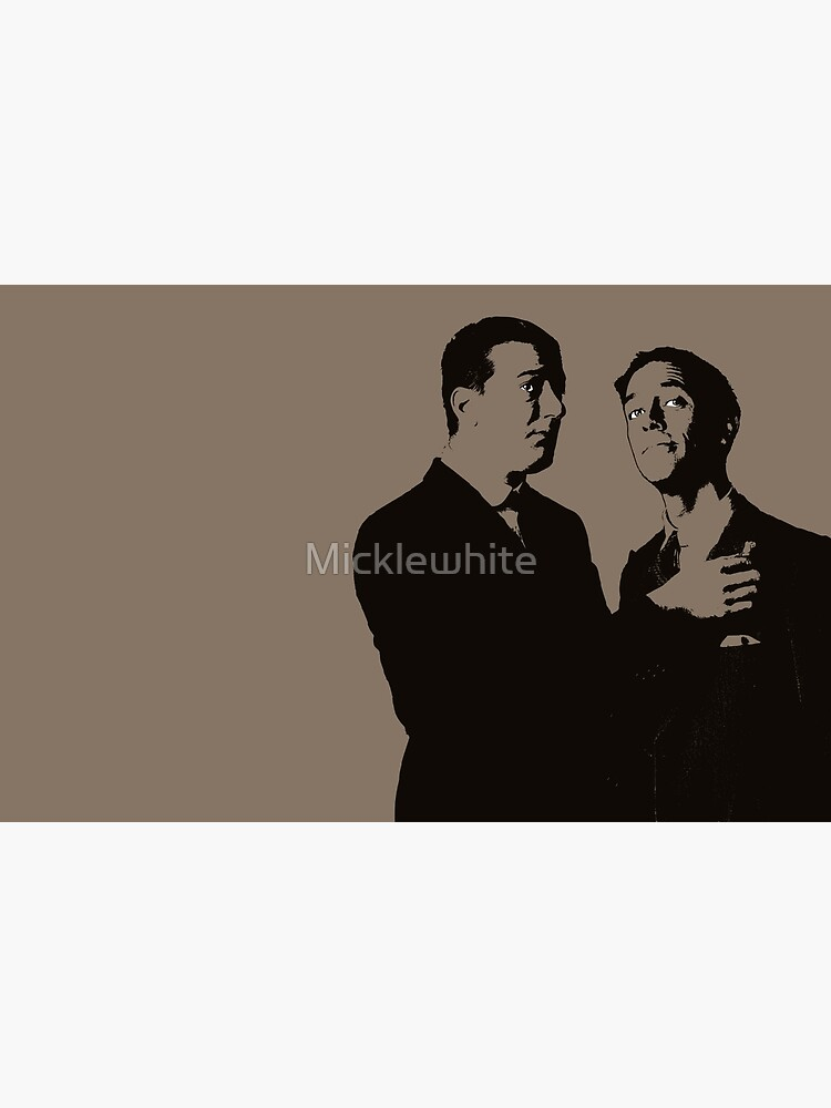Jeeves and Wooster by Micklewhite