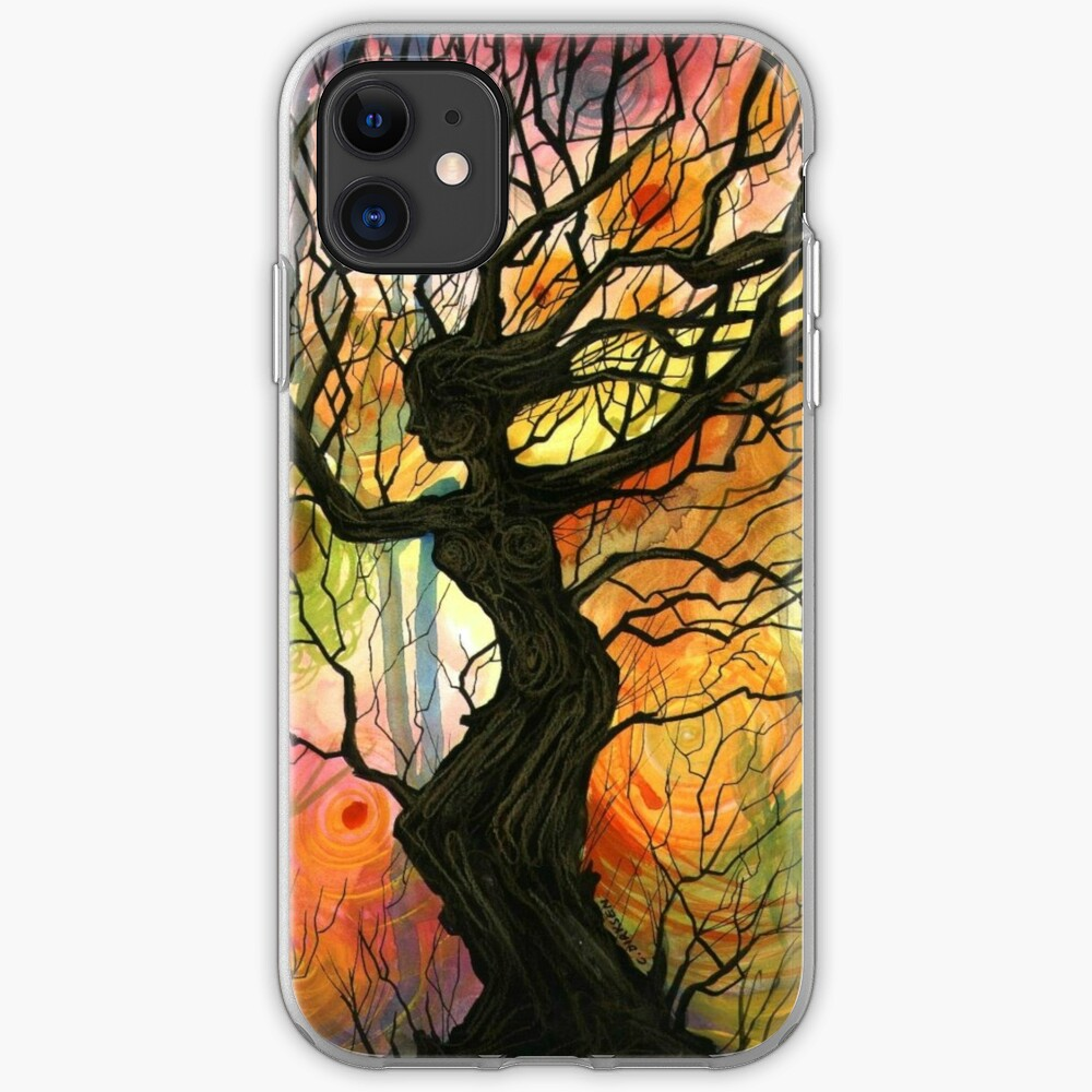 Tree of Life Series - Dusk iPhone Case & Cover