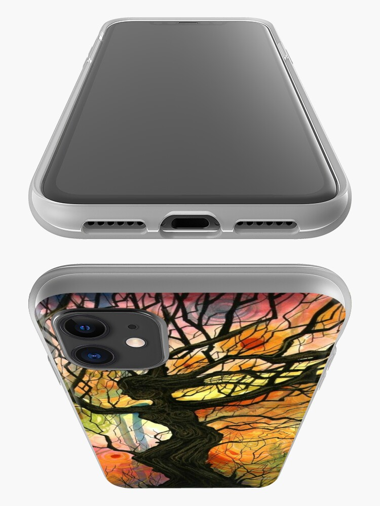 Alternate view of Tree of Life Series - Dusk iPhone Case & Cover