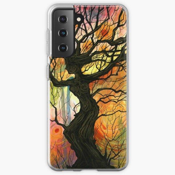 Tree of Life Series - Dusk Samsung Galaxy Soft Case