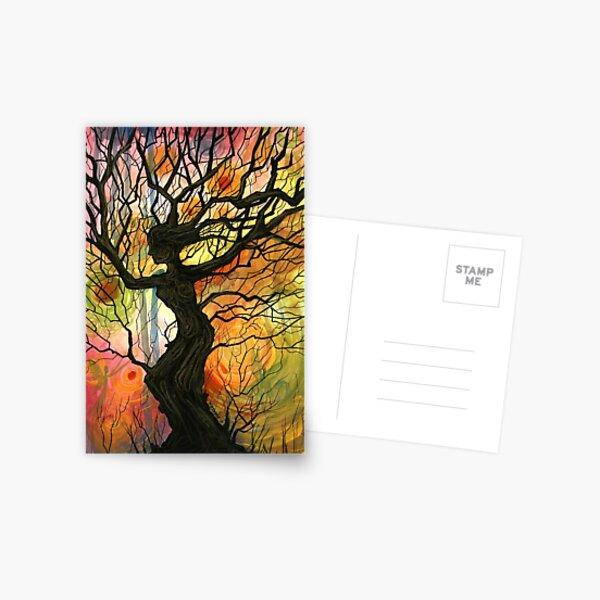 Tree of Life Series - Dusk Postcard