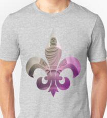 Fleur de Buddha Supreme God Unisex T-Shirt