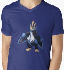 empoleon Men's V-Neck T-Shirt