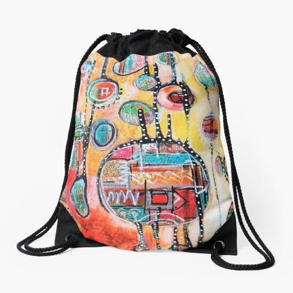 Celebration Drawstring Bag