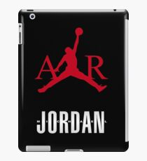 M Jordan air iPad Case/Skin