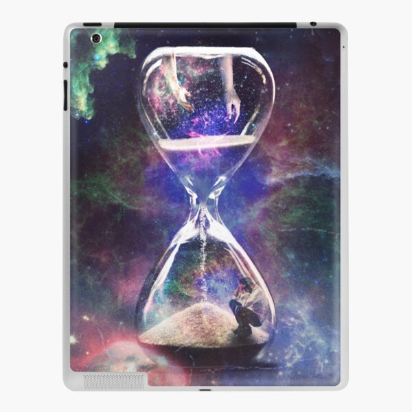 Trapped In Time iPad Skin
