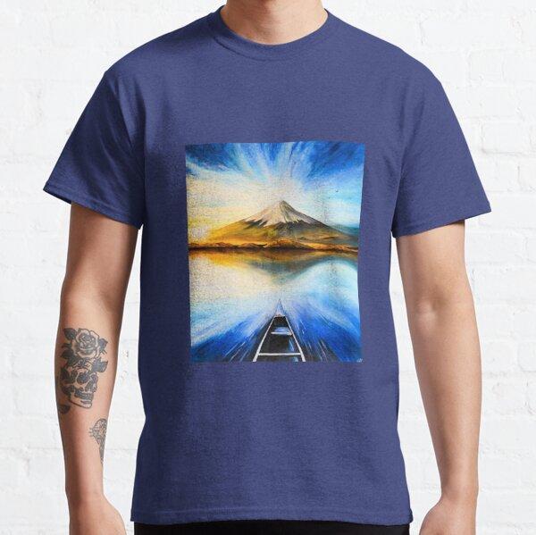 Destination Mont Fuji T-shirt classique