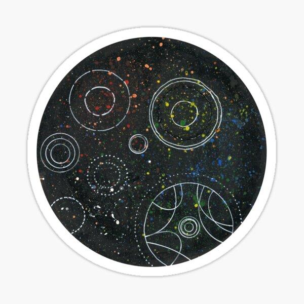 Sphere 1 Sticker