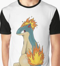 Quilava Graphic T-Shirt