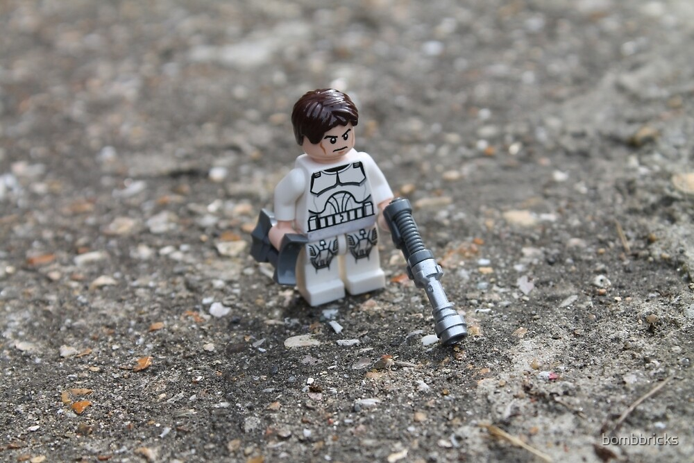 Lego Oblivion by bombbricks