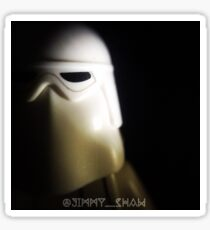 Snowtrooper  Sticker