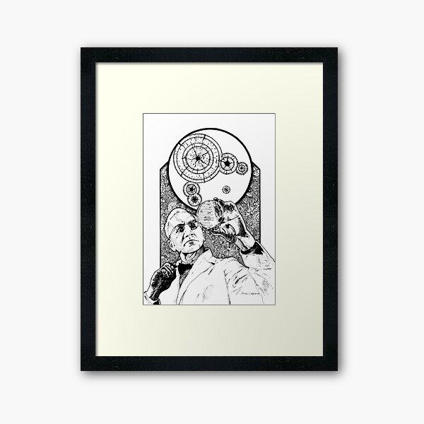 Alexander Fleming Framed Art Print