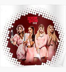 Chanels - Scream Queens Poster