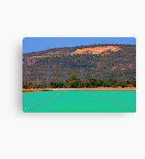Champion Lakes - Western Australia  Canvas Print