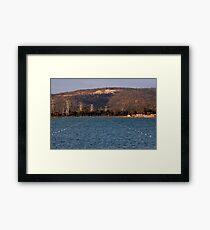 Champion Lake  Framed Print