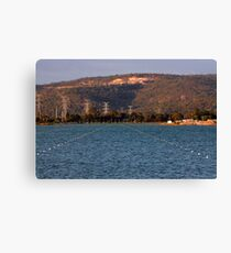 Champion Lake  Canvas Print