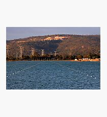 Champion Lake  Photographic Print
