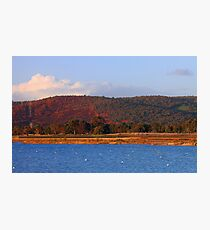 Champion Lakes Foothills - Western Australia  Photographic Print
