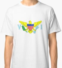 U.S. Virgin Islands Classic T-Shirt