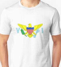 U.S. Virgin Islands Unisex T-Shirt