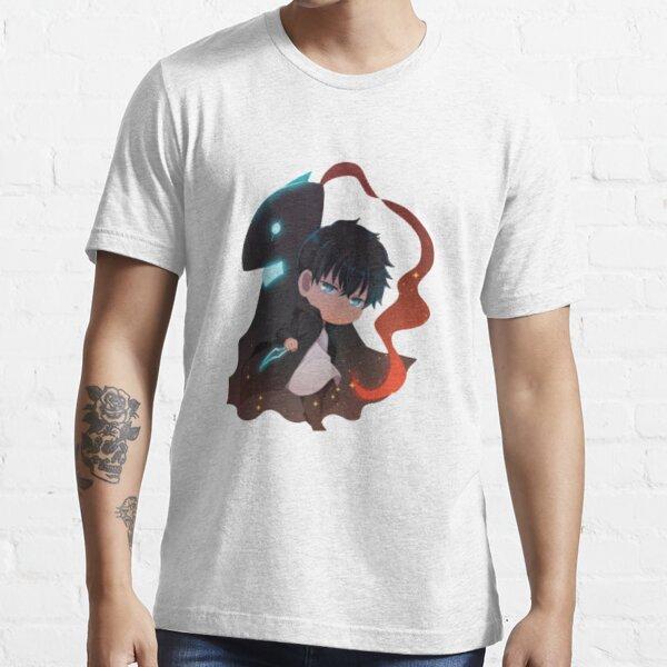 sung jin woo nivellement solo T-shirt essentiel