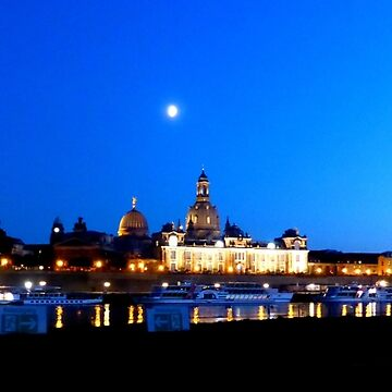 Dresden Blue Hour by angel1