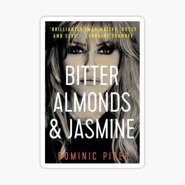 Bitter Almonds & Jasmine cover art. Sticker