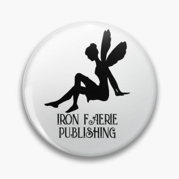 Iron Faerie Publishing Logo Pin
