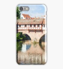 Hangmans Bridge iPhone Case/Skin