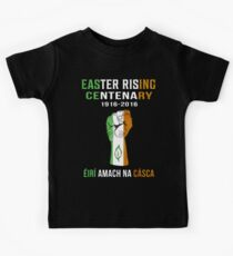 Easter Rising Centenary T Shirt 1916 - 2016 Kids Tee