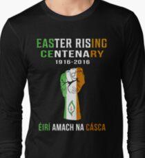 Easter Rising Centenary T Shirt 1916 - 2016 Long Sleeve T-Shirt
