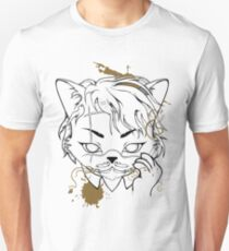Kakihara Kitty Unisex T-Shirt