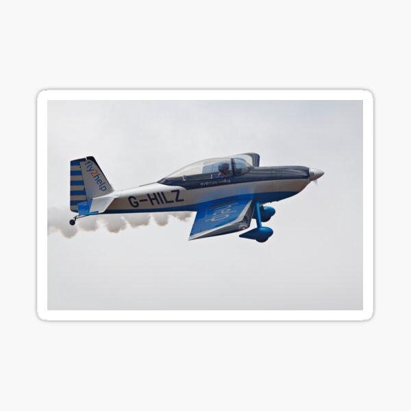 Fly2Help Vans RV8 RV8tors 2 Sticker